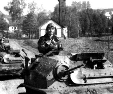 Roman Orlik - pierwszy polski as pancerny