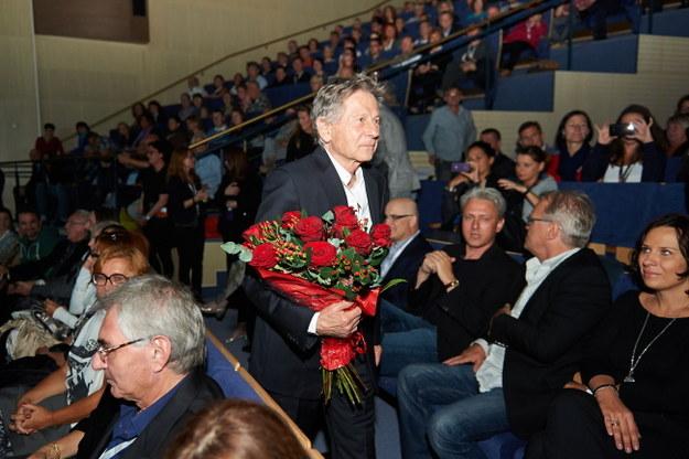 Roman Polański przyjechał do Trójmiasta na festiwal filmowy