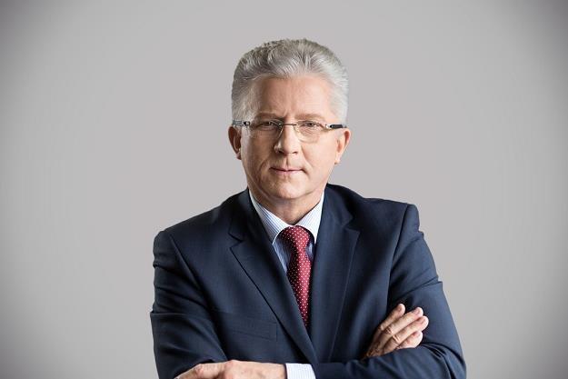 Roman Przybył, prezes Elektrobudowy. Źródło ELB /Informacja prasowa