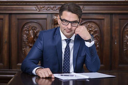 Roman Ptak, burmistrz Niepołomic /