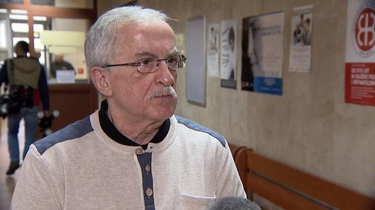 Roman W., 70-letni emeryt ze Szczecina /Polsat News