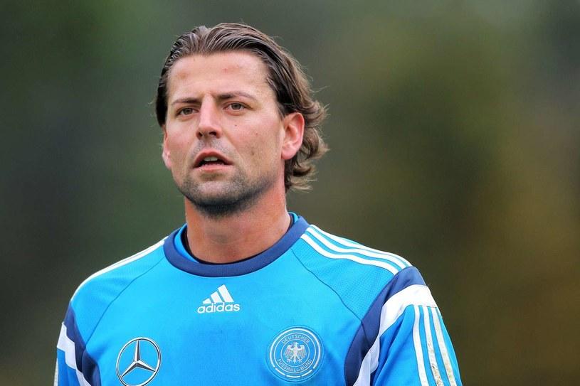Roman Weidenfeller przez długie lata miał pewne miejsce w składzie Borussii Dortmund /AFP