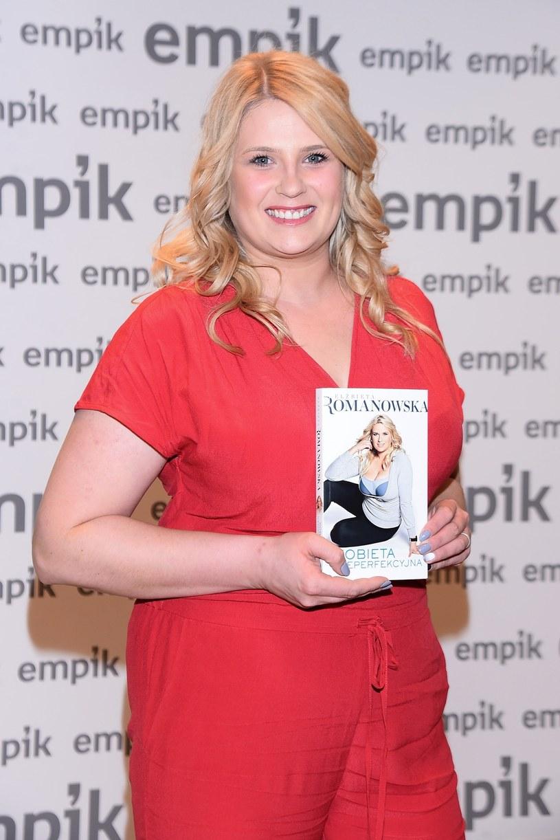 Romanowska niedawno wydała książkę! /- /East News