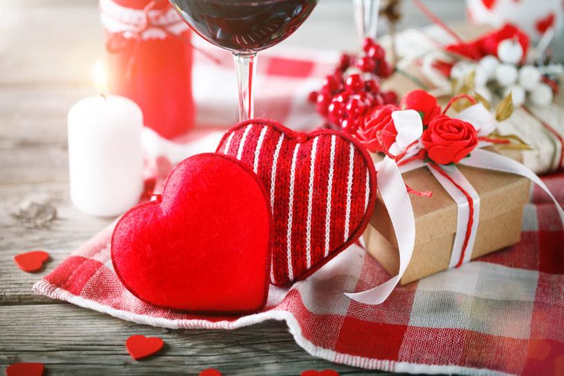 Romantyczne walentynki /©123RF/PICSEL