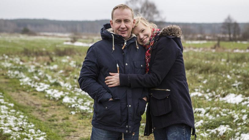"""""""Romantyczny rolnik"""" to wcale nie musi być oksymoron /FOKUS TV"""