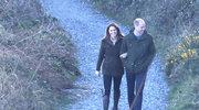 Romantyczny spacer Kate i Williama