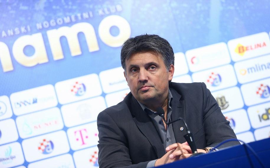 Romeo Jozak jest nowym trenerem Legii Warszawa /Zeljko Lukunic/PIXSELL /PAP