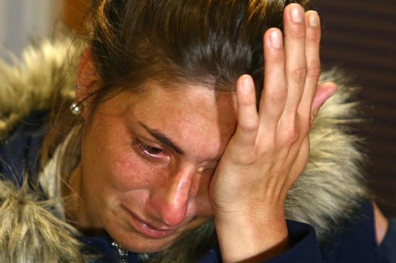 Romina Sala, siostra Emiliana /AFP