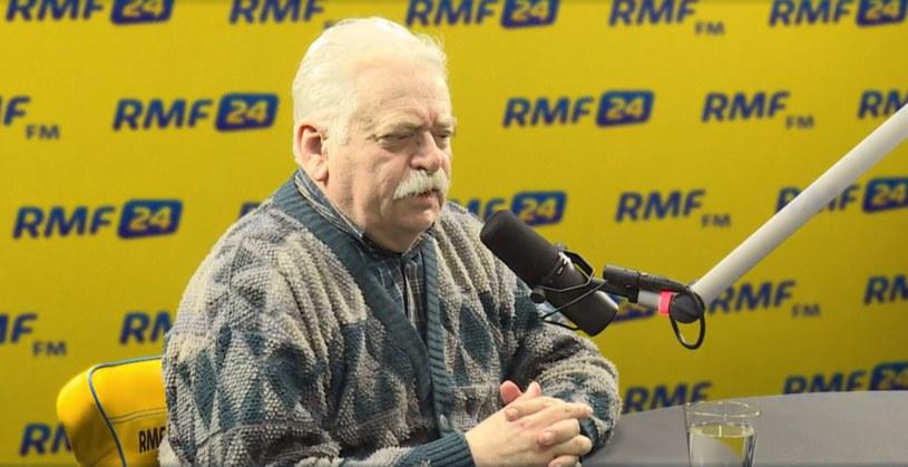 Romuald Szeremetiew /RMF FM