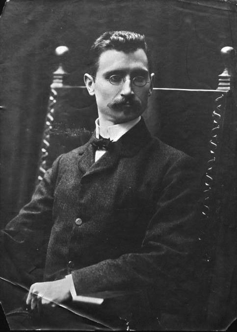Romuald Traugutt /Wikimedia