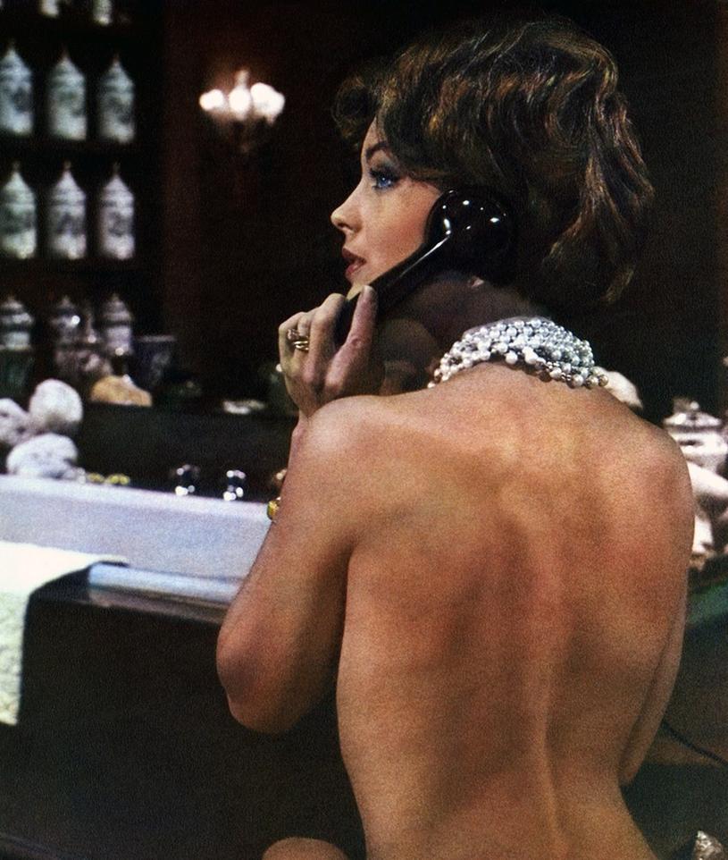 """Romy Schneider w nowelowym filmie """"Boccacio 70"""" /Screen Prod / Photononstop /East News"""