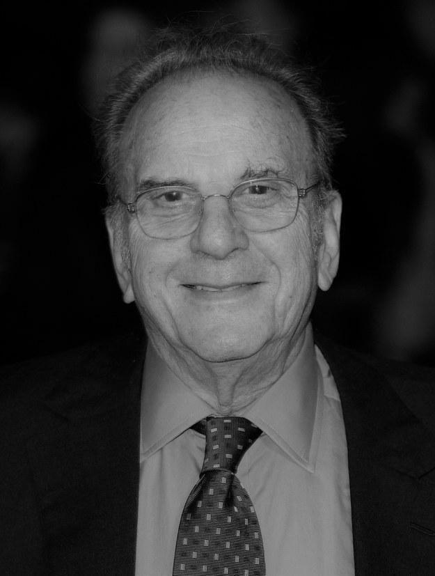 Ronald Harwood /Doug Peters /PAP/PA