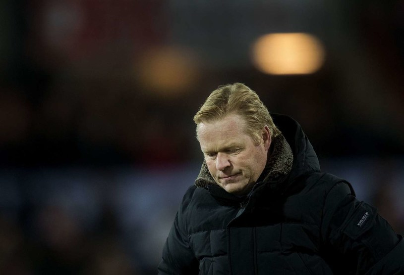 Ronald Koeman /AFP
