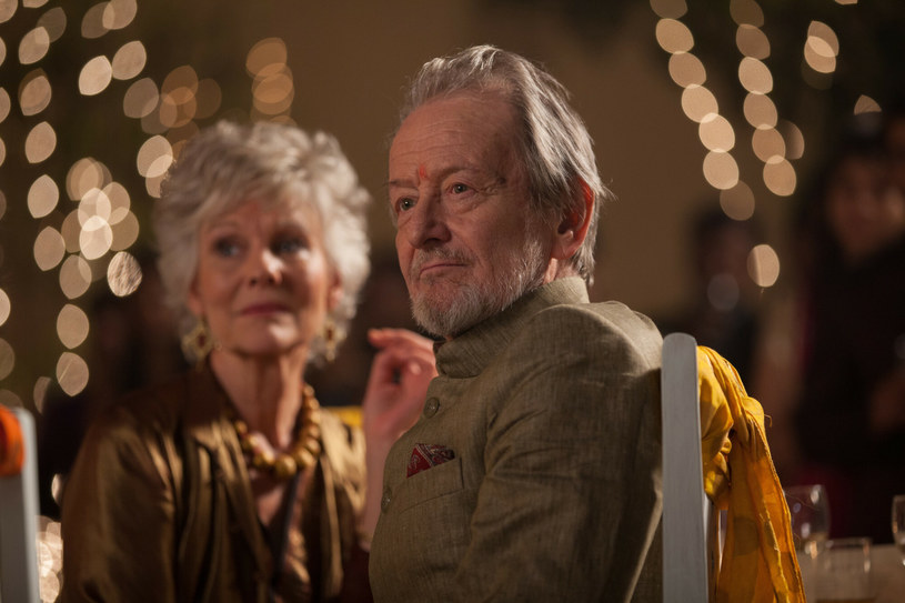 "Ronald Pickup w ""Drugim Hotelu Marigold"" /BLUEPRINT PICTURES /East News"