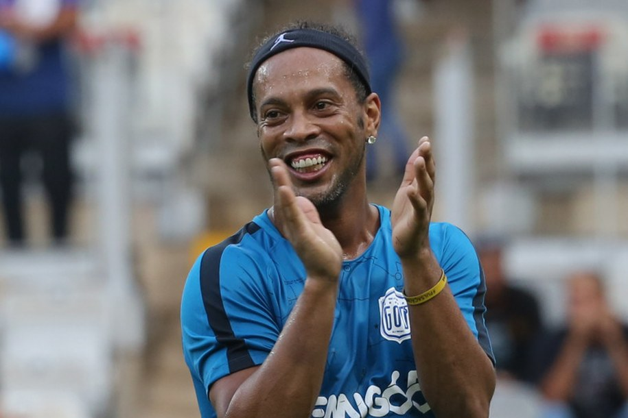 Ronaldinho Gaucho / PAULO FONSECA /PAP/EPA