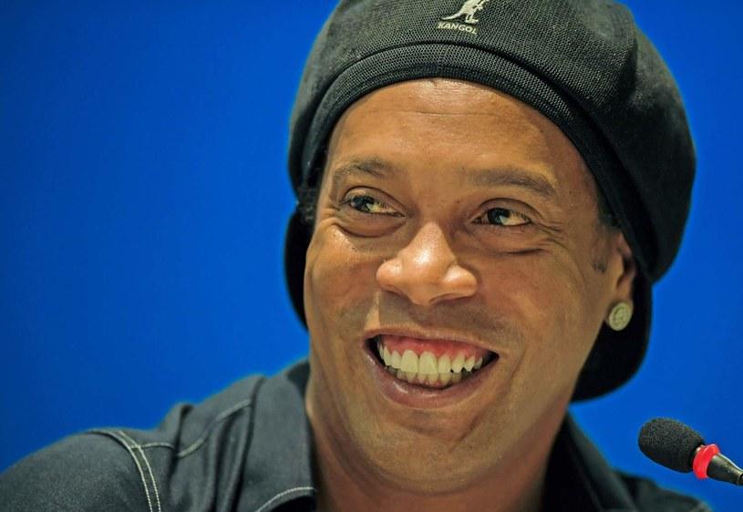 Ronaldinho Gaucho /AFP CARL DE SOUZA/CDS /AFP