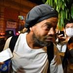 Ronaldinho przemówił po zwolnieniu z więzienia