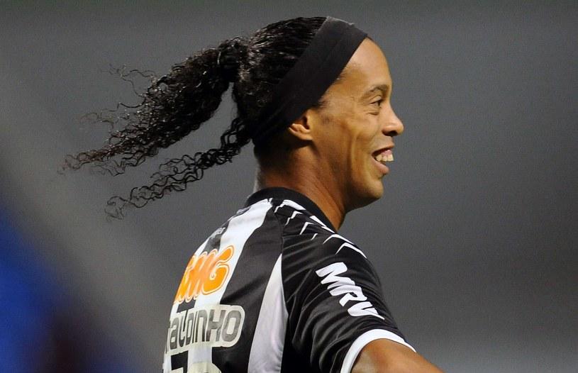 Ronaldinho wraca do kadry Brazylii /AFP