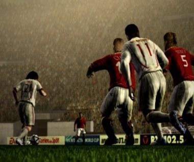 Ronaldinho zagości na okładce gry FIFA 08