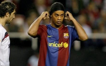 Ronaldinho /AFP
