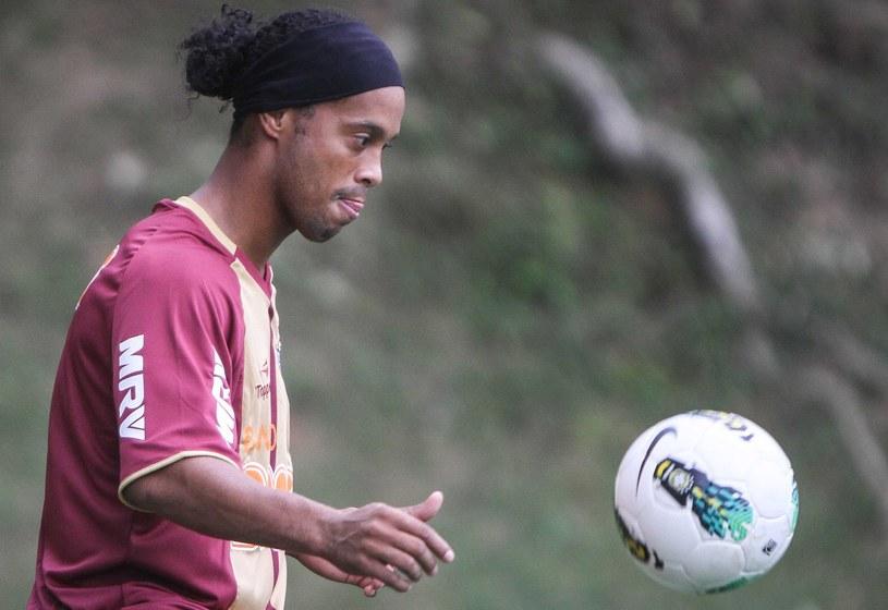 Ronaldinho /- /AFP