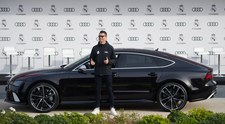 Ronaldo będzie zatrudniony na lewym etacie lakiernika? Raczej nie
