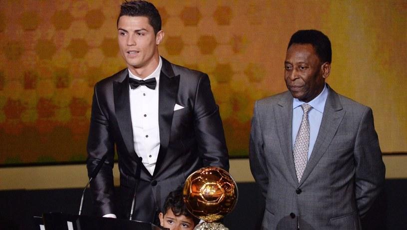 Ronaldo i Pele /Getty Images /Getty Images