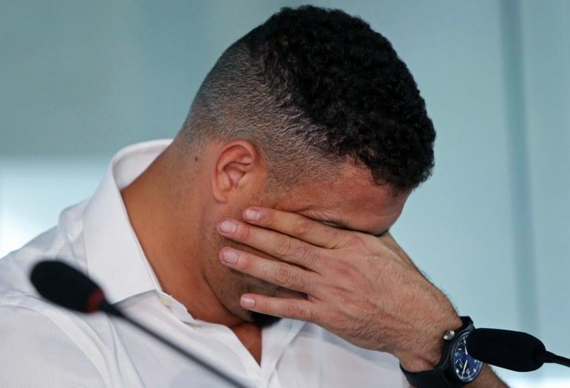 Ronaldo już nie jest samodzielnym liderem /AFP