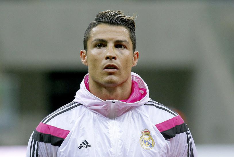 Ronaldo już się boi? /Jordan Krzemiński /AKPA