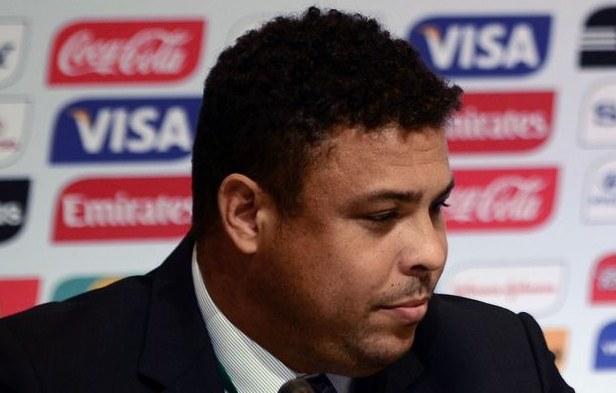 Ronaldo Luis Nazario de Lima /AFP