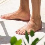 Ronaldo maluje paznokcie u stóp?!