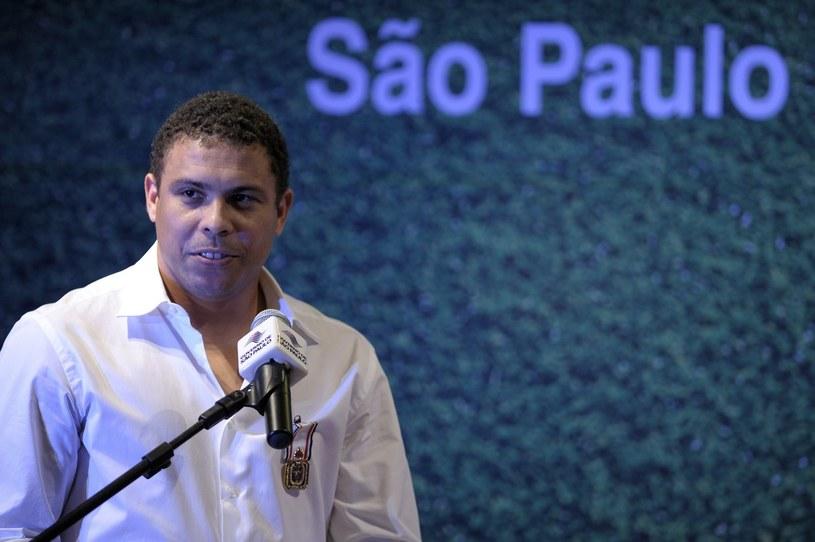 Ronaldo marzy o finale Brazylia - Argentyna /AFP