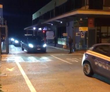 Ronaldo przybył do Turynu. Z lotniska wyjechał w konwoju. Wideo