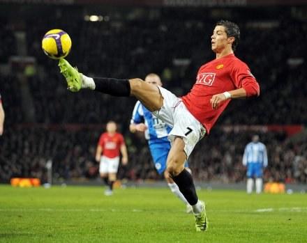 Ronaldo wierzy, że MU znowu wygra Ligę Mistrzów /AFP
