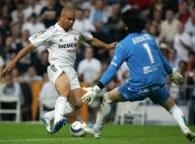 Ronaldo zdobył w sobotę dwie bramki dla Realu /AFP