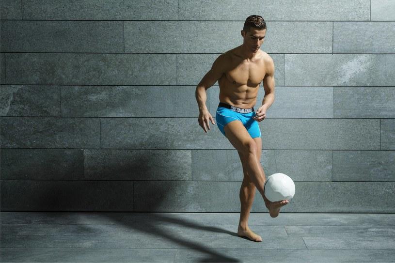 Ronaldo /Agencja FORUM