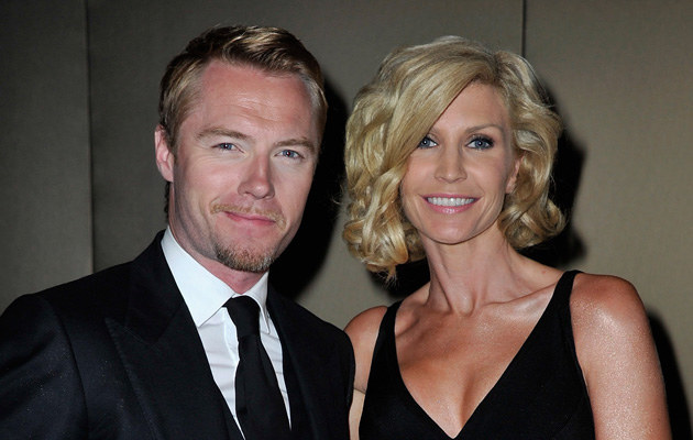 Ronan Keating, Yvonne Keating /Gareth Cattermole /Getty Images