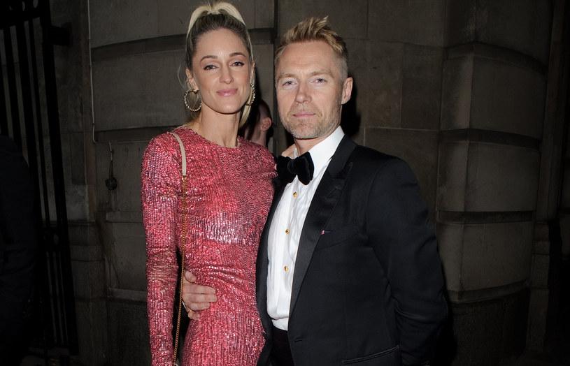 Ronan Keating z żoną, Storm /GC Images /Getty Images