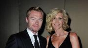 Ronan Keating z żoną Yvonne