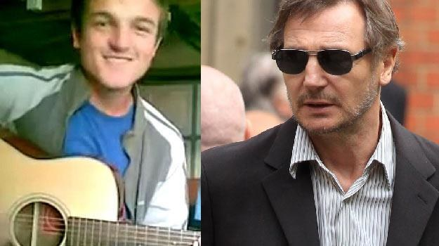 Ronan Sexton, siostrzeniec Liama Neesona, walczy o życie - fot. YouTube/Danny Martindale /Getty Images