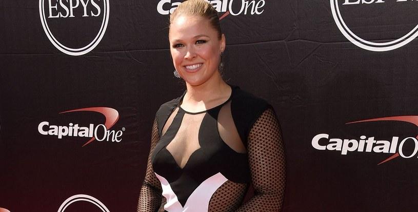Ronda Rousey tym razem poniosła zaskakującą klęskę /Getty Images