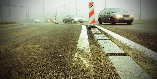 Rondo przed przebudową było wyjątkowo niebezpieczne /Agnieszka Wyderka /RMF FM