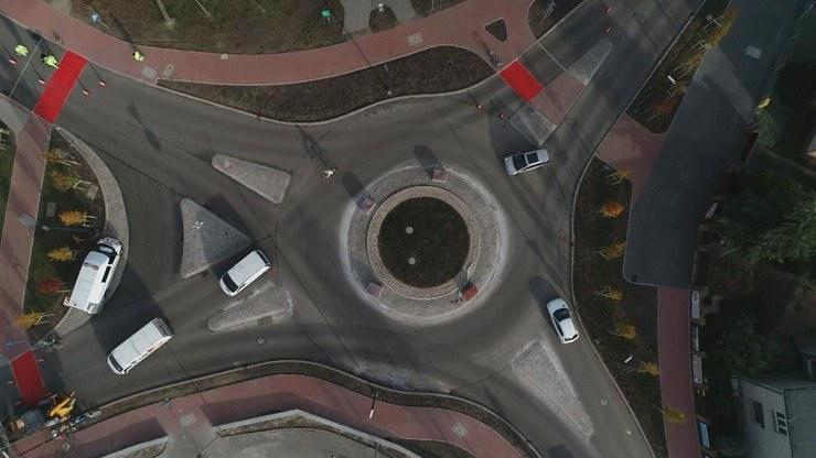 Rondo w wielkopolskim Pleszewie będzie nazywało się rondem 2020 roku /Polsat
