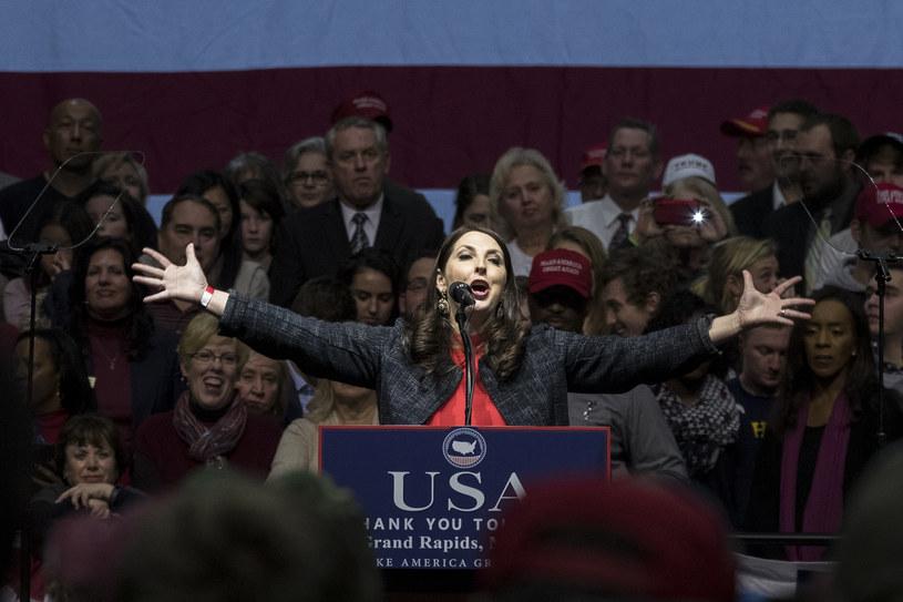 Ronna Romney McDaniel kandydatką na przewodniczącą Partii Republikańskiej /AFP