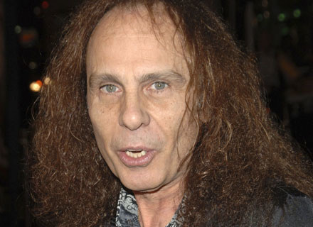 Ronnie James Dio (Heaven And Hell) - fot. Stephen Shugerman /Getty Images/Flash Press Media