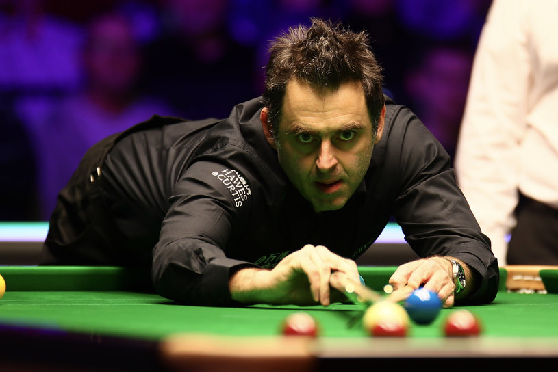 Ronnie O'Sullivan /Getty Images