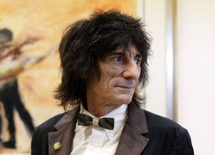 Ronnie Wood (The Rolling Stones) /arch. AFP