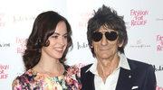 Ronnie Wood zaręczył się z młodszą o 31 lat partnerką