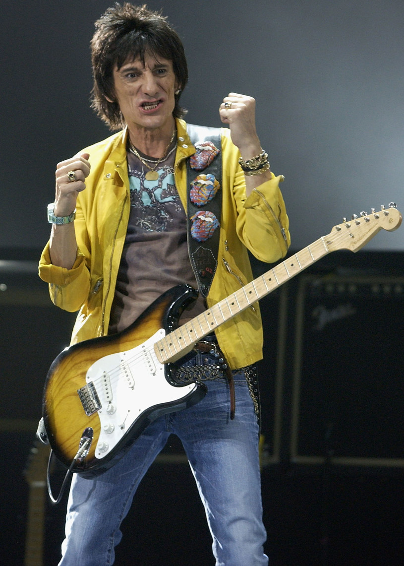 Ronnie Wood /Robert Cianflone /Getty Images