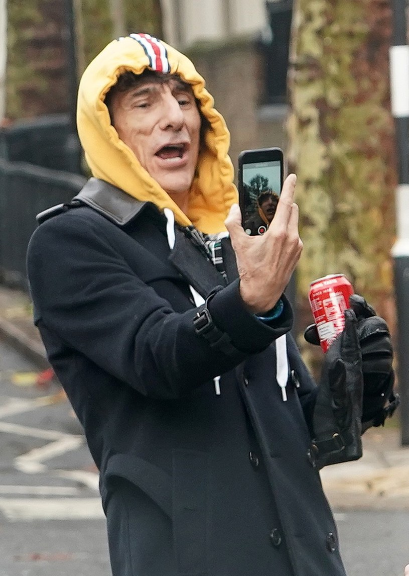 Ronnie Wood /East News